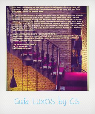 Guía Luxos by CS