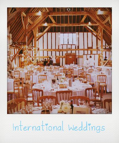 International wedding
